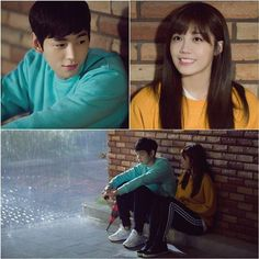 Eunji and lee won geun sassy go go Bring It On Ghost, Lee Won Geun, Sassy Go Go, It's Okay That's Love, Who Are You School 2015, Age Of Youth, Moorim School, Drama Fever, W Two Worlds