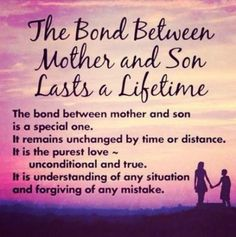 10 Best Mother And Son Quotes Sons are a blessing and here are 10 quotes for mother's to express their love. We capture the love a mother feels for her son with the I love my son quotes. Mother Son Quotes, Son Quotes From Mom, My Children Quotes, Mom Quotes, Quotes For Kids, Family Quotes, Life Quotes, Qoutes, Son Sayings