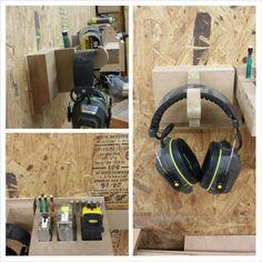 Wall storage  #workshop #woodworking #storage #hcmwoodcrafters