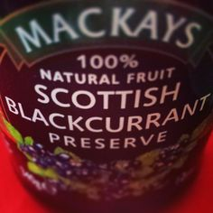 One of the best #blackcurrant #jams I hv ever tasted