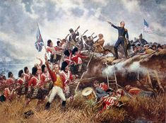 The War of 1812 in Animated and Google Maps - Fantastic!