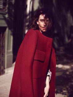 Annemarieke van DrimmelenAnnemarieke van Drimmelen fashion editorial portrait Vogue Netherlands
