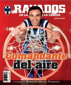 La Revista #Rayados noviembre con la portada de Leobardo López la encuentras en #TiendaRayados y de autoservicio. #futbol #Soccer #Rayados #Mexico #Monterrey