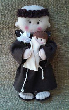 Nana: Santo Antonio - feltro