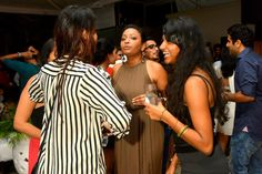 Here's a glimpse of what went down at the Moet & Chandon Champagne Supernova!