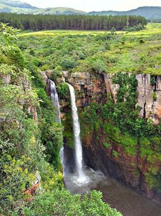 Mac Mac Falls (Mpumalanga) One of my favorite places in the world Waterfall Wallpaper, Beautiful Places To Visit, Continents, 6 Years, South Africa, Tourism, Scenery, Around The Worlds, April Showers