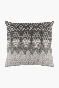 Woven Tzaneen Scatter Cushion Cover, 50x50cm - Shop New In - Home Déc Home Decor Shops, Scatter Cushions, Bed Pillows, Pillow Cases, Rustic, Cover, Furniture, Design, Pillows