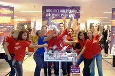 Sorteio Compra premiada das Lojas Otoch em Taguatinga/DF