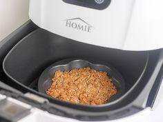 Als ik een nieuw apparaat in mijn keuken heb ben ik vaak erg enthousiast en wil het dan vaak gebruiken. Toen ik de Homie Airfryer toegestuurd kreeg wilde ik deze dan ook gelijk gaan testen. De mooie witte Homie Airfryer S7 kan je gebruiken om te frituren, te bakken en …