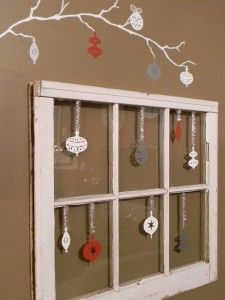 Christmas Window - Organize and Decorate Everything