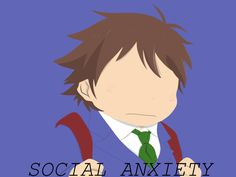 How to overcome Social Anxiety.|*Accel world*| #anime #success #life