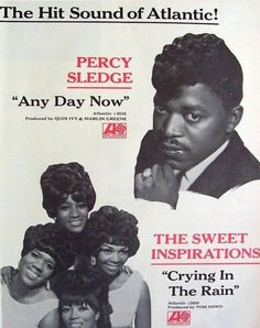 Percy Sledge, The Originals, Sweet, Music, Movie Posters, Inspiration, Ebay, Candy, Musica
