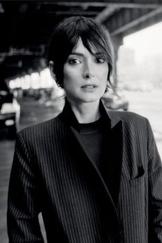 Winona Ryder in the Rag  Bone fall ad campaign. [Courtesy Photo]