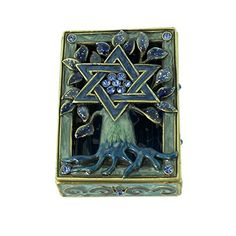 Tree of Life Star of David Trinket Box * This is an Amazon Affiliate link. Want additional info? Click on the image.