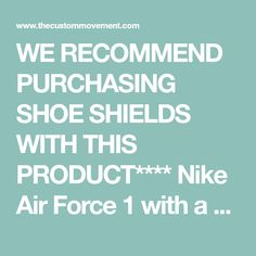 WE RECOMMEND PURCHASING SHOE SHIELDS WITH THIS PRODUCT**** Nike Air Force 1 with a Red Glitter design on a black base shoe. - Adult and Junior sizes available ( price varies ) - Durable Material - 1st Class UK Postage ALL SALES ARE FINAL. No returns or refunds Shoes are made on purchase, please allow upto 21 days to paint and post. Air Force 1, Nike Air Force, Nike Red Sneakers, Black Ruby, Nike Af1, Red Glitter, 21 Days, Paint, Shoes