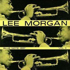 Blue Note 1500 series jazz album covers in Graphic Design // Album Art