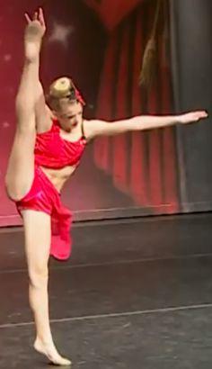 Dance Moms - Chloe Lukasiak - Seeing Red