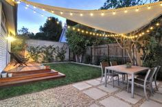 Small Backyard Landscape Design to Make Yours Perfect 36