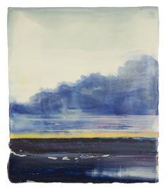 Wolken bij zee, Anke Roder
