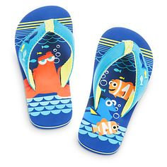 Finding Dory Flip Flops for Kids