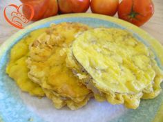 Medaglioni di melanzane fritti http://www.cuocaperpassione.it/ricetta/2d2f1f4c-9f72-6375-b10c-ff0000780917/Medaglioni_di_melanzane_fritti