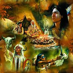 Native American Dreams jigsaw puzzle by SunsOut