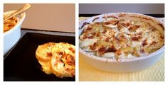 boursin potatoes gratin with rosemary.  this is my absolute favorite side dish.  SO easy.  these are DELICIOUS.