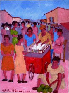 Carrie Art Gallery - Wilfrid Louis - 1424, USD400.00 (http://www.carrieartgallery.com/wilfrid-louis-1424/)