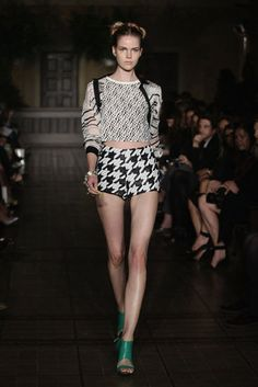 Houndstooth at Manning Cartell MBFWA 2012