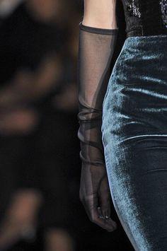 Badgley Mischka at New York Fashion Week Fall 2012