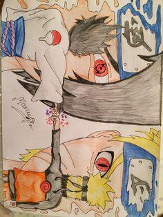 Naruto... And Sasuke