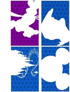 Free Printable Disney Autograph Cards - MouseTalesTravel.com