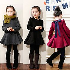 elegant little girl winter dress - Szukaj w Google