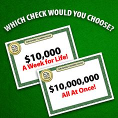 12_02_which-check-would-you-choose-png  AH from Aurora, CO would choose $10,000,000 all at once!