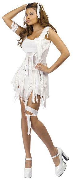 Adult Mummy Dearest Costume
