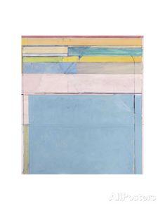 Ocean Park 116, 1979 Kunstdrucke von Richard Diebenkorn bei AllPosters.de
