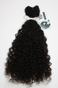 Virgin Mongolian Curly Hair is genuine unprocessed virgin human hair that forms a 3B - 3C Curl pattern. Curls can be combed or brushed out for the natural Afro