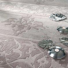 Tapis à poils courts en laine gris 160 x 230 cm CLASSICA