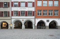 Laubengänge, Feldkirch