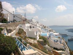 santorini, greece 2010