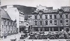 J.N.X. building, Greenmarket Square (Photograph circa 1924).