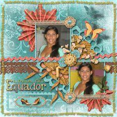 Luiza Pires: Linha do Equador