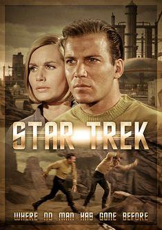 Star Trek TOS:  1x03 - Where no man has gone befor by HranitelSklepa
