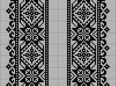 Beading _ Pattern - Motif / Earrings / Band ___ Square Sttich or Bead Loomwork ___ Gallery. Blackwork Embroidery, Cross Stitch Embroidery, Cross Stitch Samplers, Cross Stitching, Loom Beading, Beading Patterns, Machine Embroidery Patterns, Knitting Patterns, Cross Stitch Designs