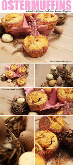 Oster-Rezept: Herzhafte Rübli-Muffins