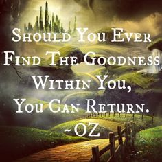 OZ the Great and Powerful Quotes