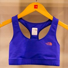 Sharing Happens • Pin a gift • The North Face • Bounce b-gone bra Q359.95