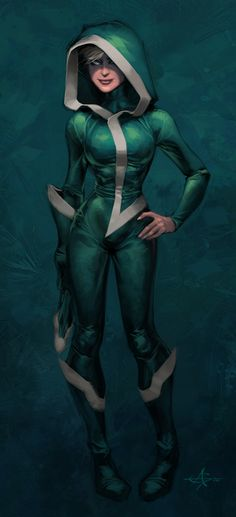 Rogue Sketch by AlexGarner on deviantART
