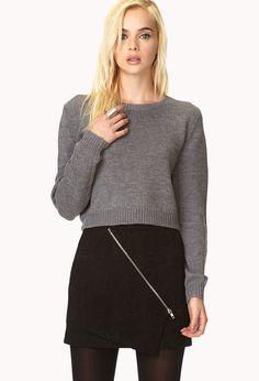 Skirt + sweater - Forever 21