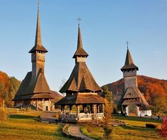 Barsana Wooden Monasteries in Maramures | 5 Reasons Why Romania is the Country Every Traveler Needs to Visit
